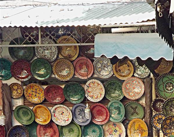 Marrakech - Pottery