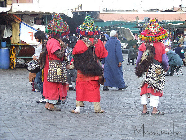Marrakech, folklore