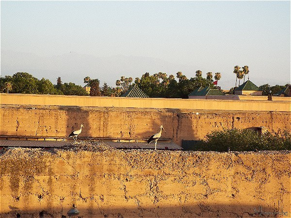 Marrakech, Palais Baadi