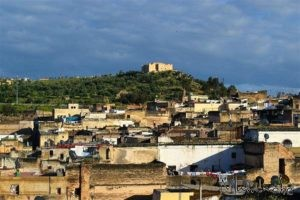 Fortress of Bjorn Nord in Fez