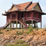 Tonle Sap - Pagoda