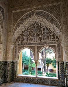 Alhambra - Decor