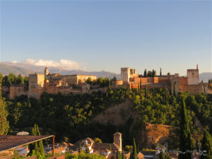 Alhambra - day panorama