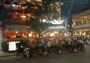 Siem Reap - Tuk-tuk