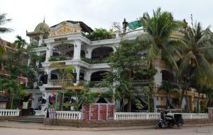 Siem Reap - Colonial building