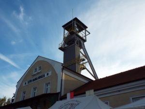 Wieliczka Salt Mine, entrance