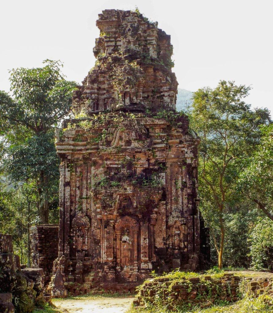 Vietnam - My Son - Ruin
