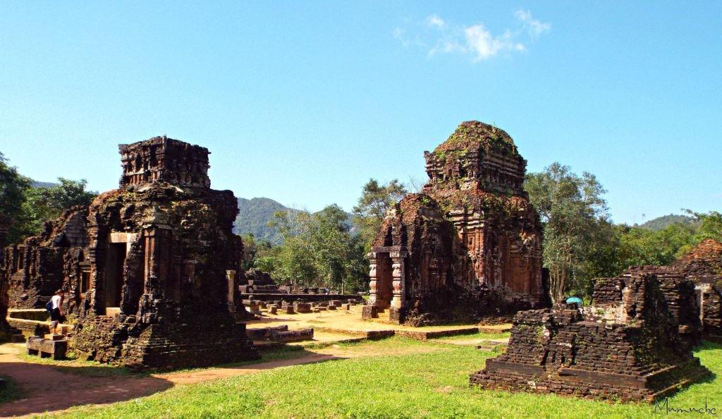 Vietnam - My Son - Sanctuaire