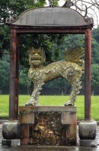 Vietnam - Hue - Unicorn