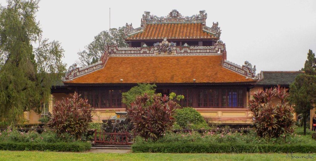 Vietnam - Hue - Palace