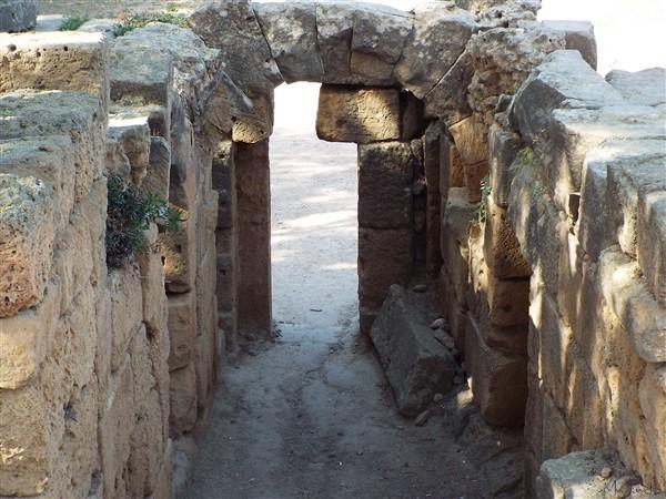 Tipaza - Roman theatre