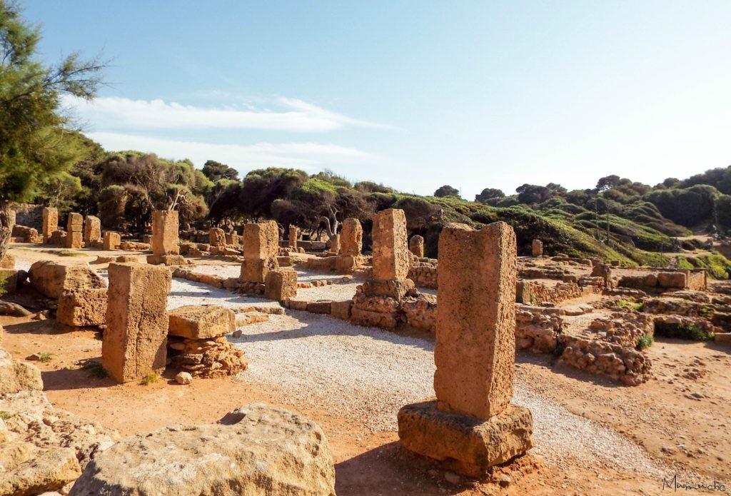 Tipaza - Ruines
