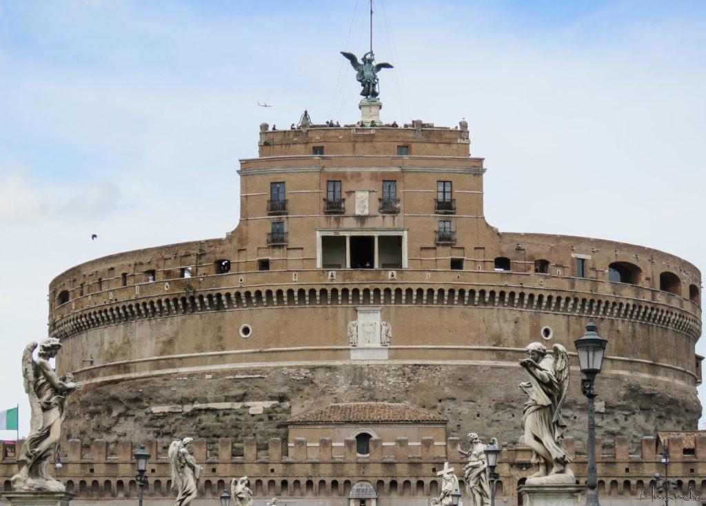 Castle del'Angelo, Rome
