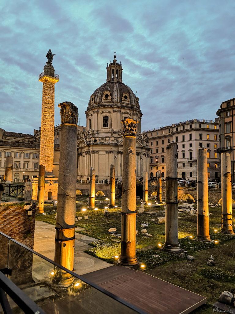 Basilique, Rome