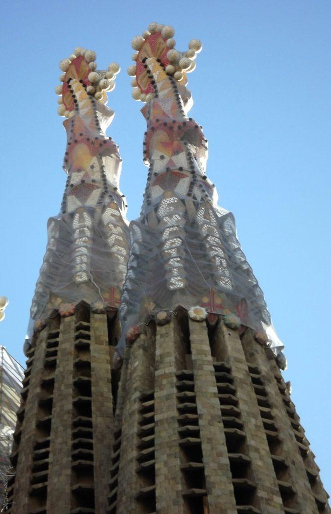 Familia Segrada Tower