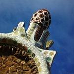 Park Gaudi, Barcelona, Detail 3