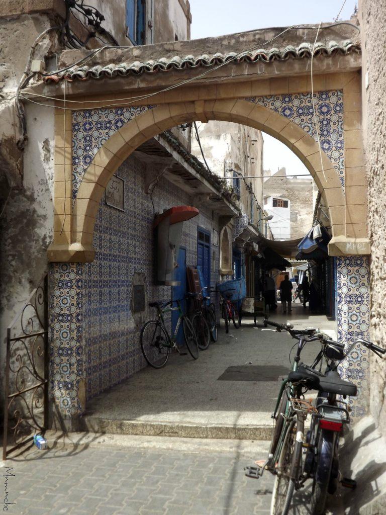 Essaouira - Door