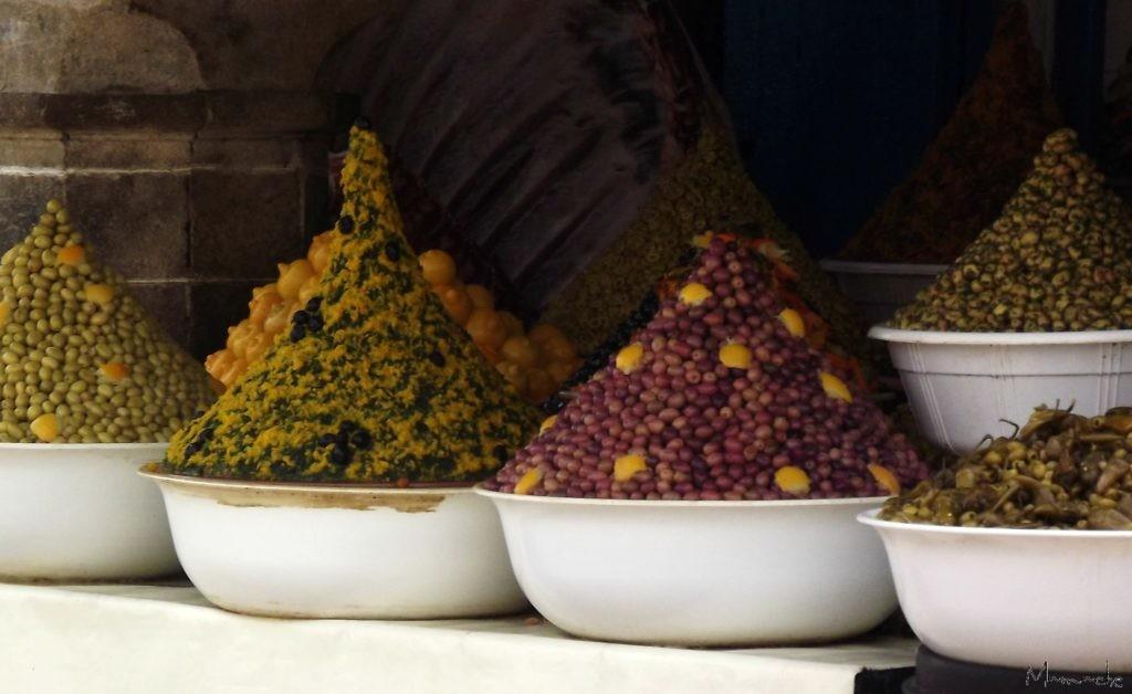 Essaouira - Olives