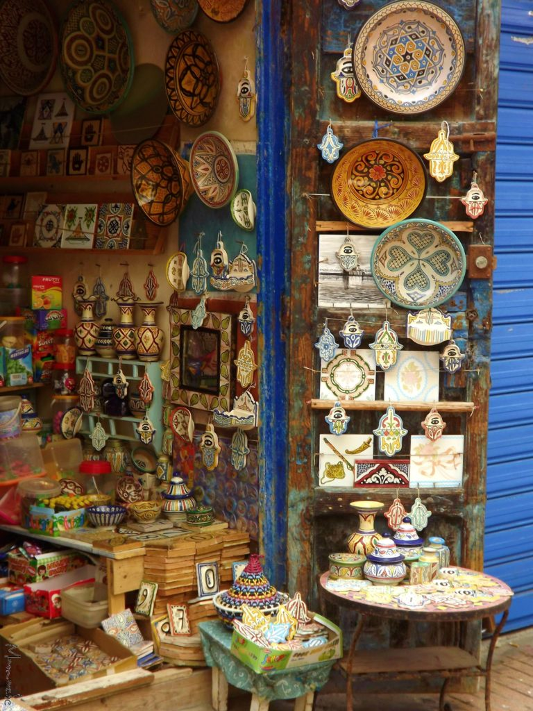 Essaouira - Shop