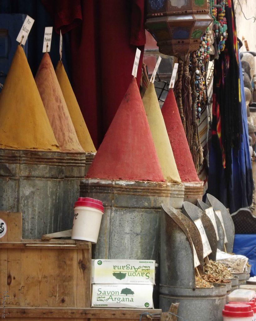 Essaouira - Spices