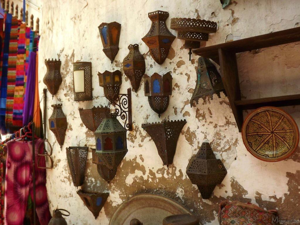 Essaouira - Lights