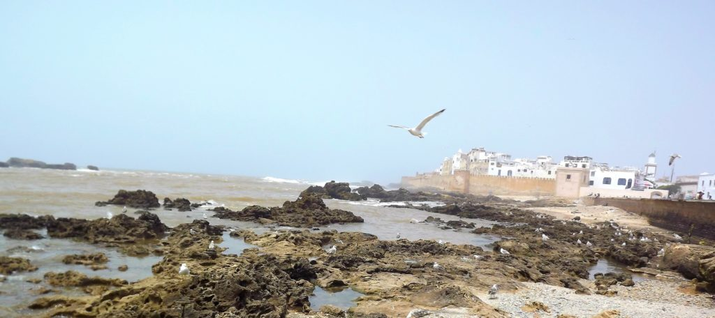 Essaouira - Walls