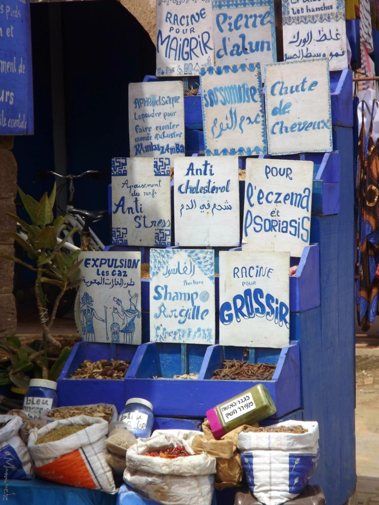 Essaouira - Local pharmacist