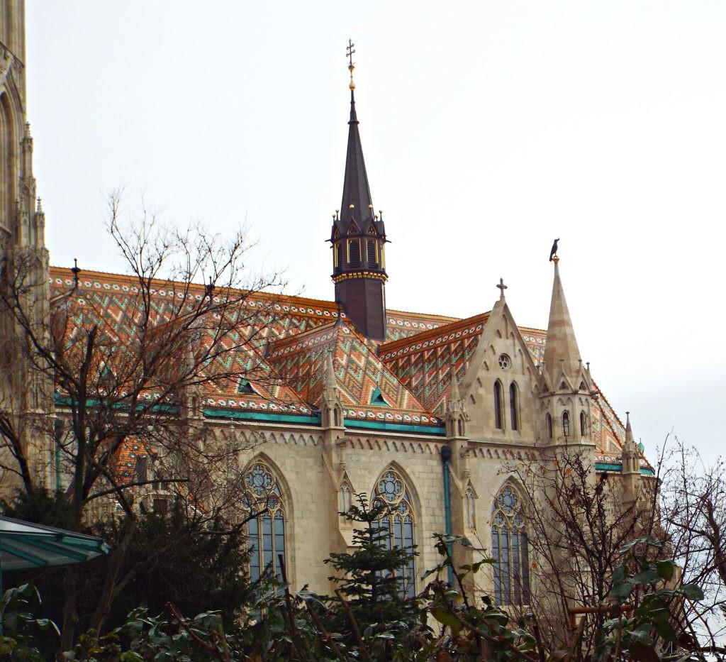 Budapest - St Matthias Church 5