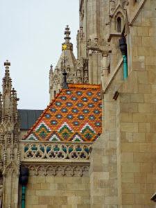 Budapest - St Matthias Church 2