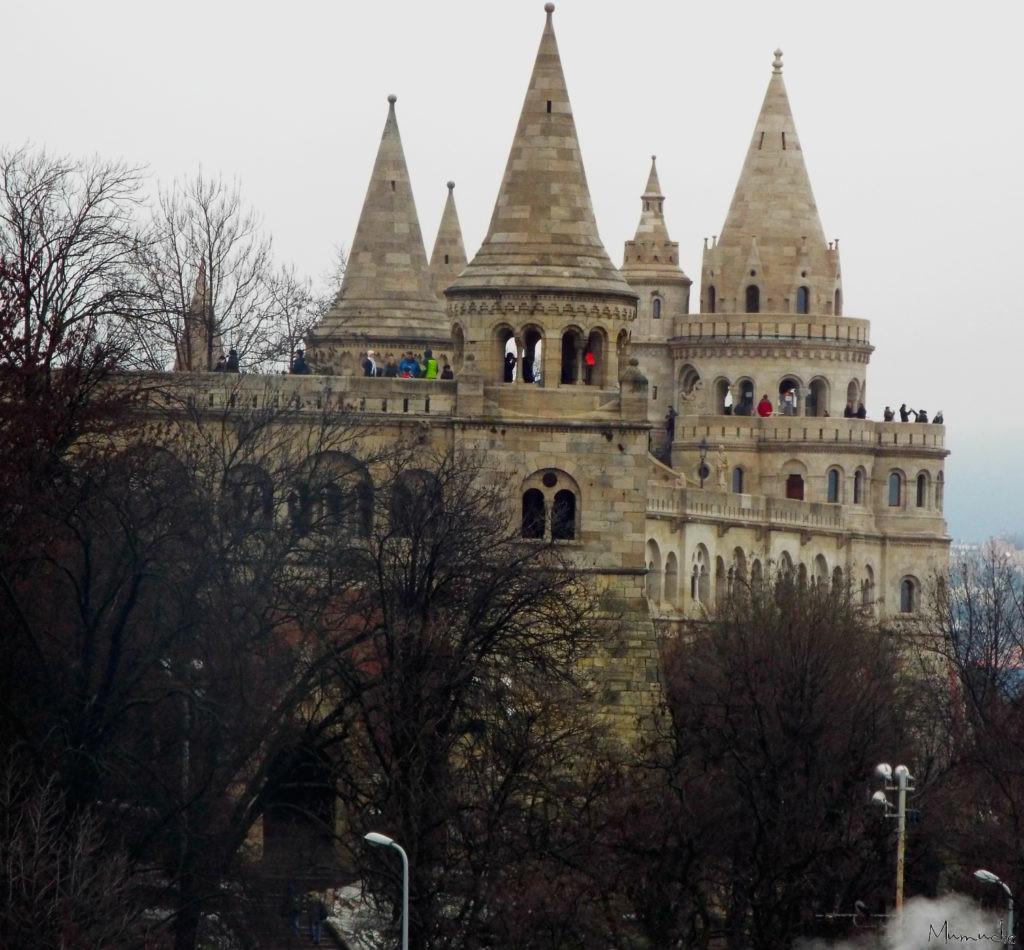 Budapest - Fishermen Bastion 2