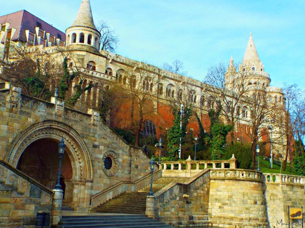 Budapest - Fishermen Bastion