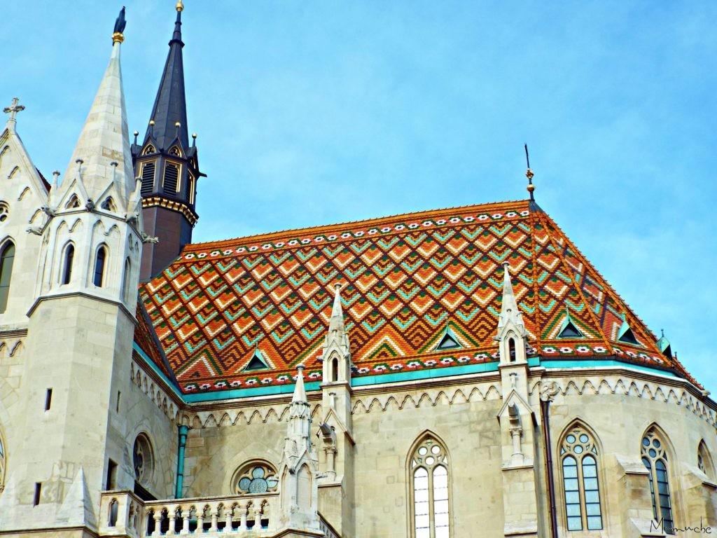 Budapest - St Matthias Church