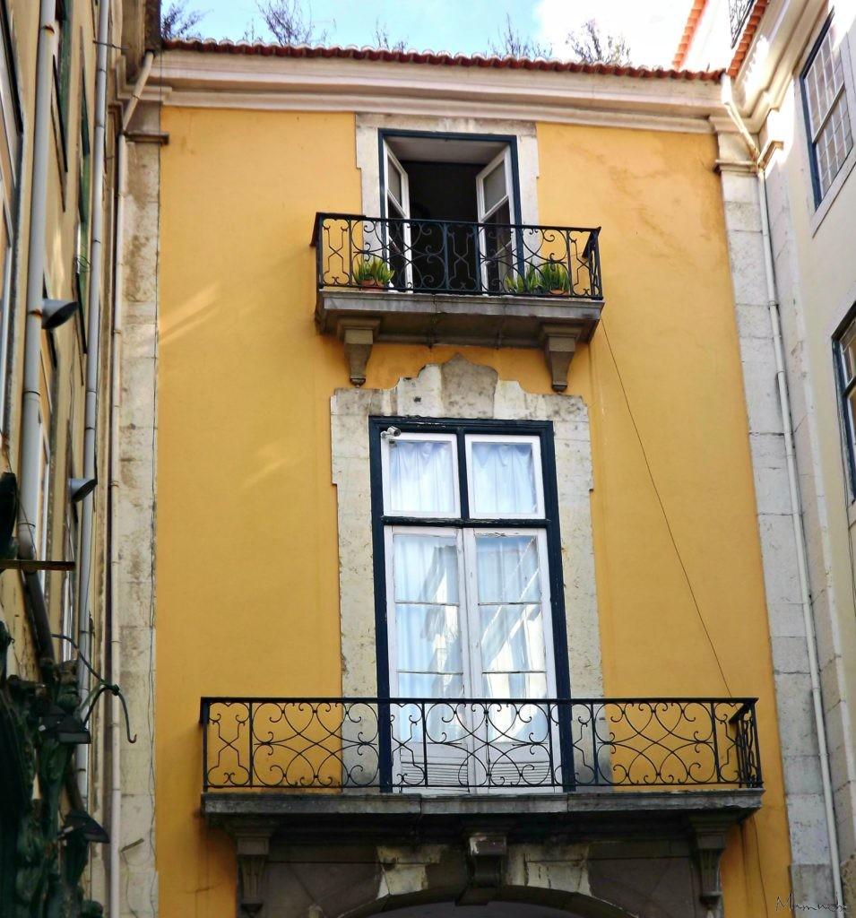 Lisbon, window