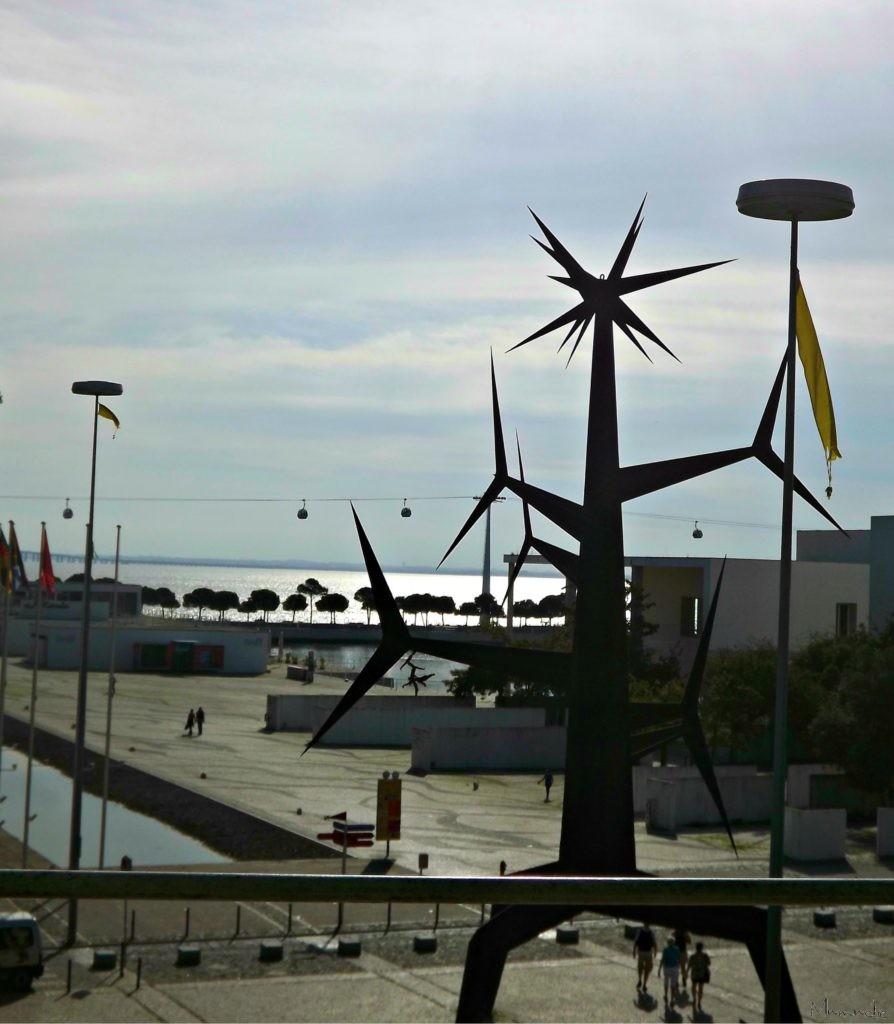 Lisbon, Palais des Expos 98 - 2