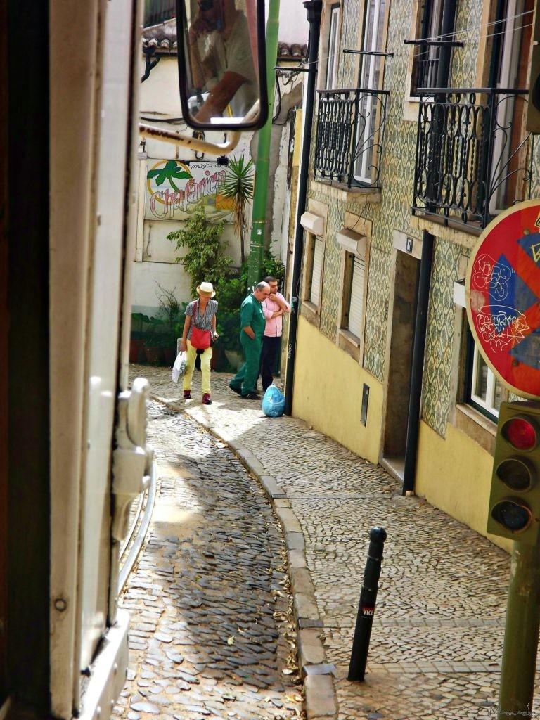 Lisbon, tram 28 route