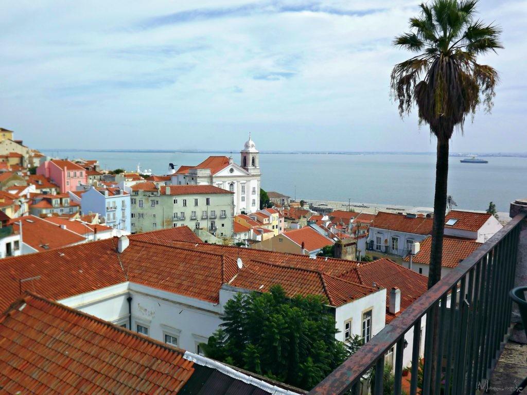 Lisbon, Miradouro das Portas do Sol 2