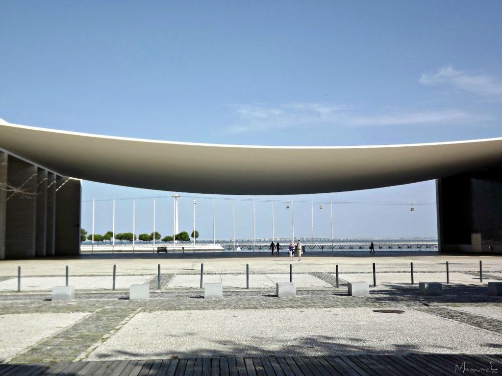 Lisbon, Palais des Expos 98